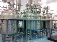 Ointment Cream Plant, Ointment Lotion Manufacturing Plant, Gel Cream Making Plant, Cream Preparation Plant